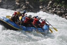 Rafting and Kayaking
