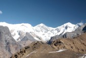 Panoramic view from upper viewpoint