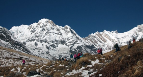 School Expedition: Annapurna Base Camp and Chitwan National Park