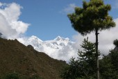 Distance view of Everest from Namche .jpg