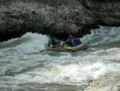 gear and food transpoert in Kaligandaki River Rafting.jpg